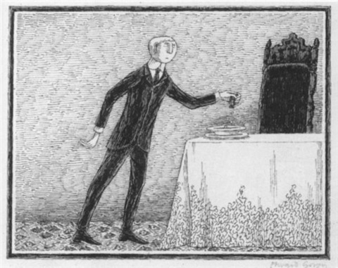 three attempts at murder by edward gorey