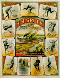 h.b. smith machine works co. by posters: motorcycles