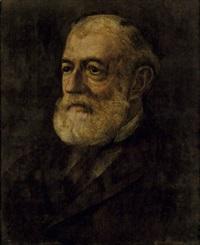 portrait of a man by isabel bishop