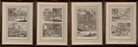 traité des cérémonies religieuses de toutes les nations (18 works) by bernard picart
