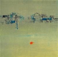 painting no. 1 by vasudeo s. gaitonde