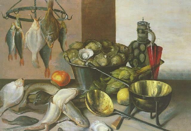 nature morte aux huîtres et au verre de vin by cornelis jacobsz delff