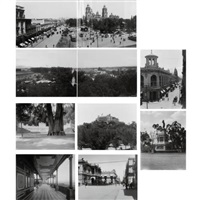 mexico & chapultepec (album w/51 works) by guillermo kahlo