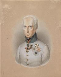 kaiser franz i. von österreich by ignaz rungaldier