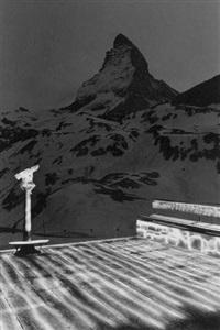le mont cervin, schartzsee by michel séméniako