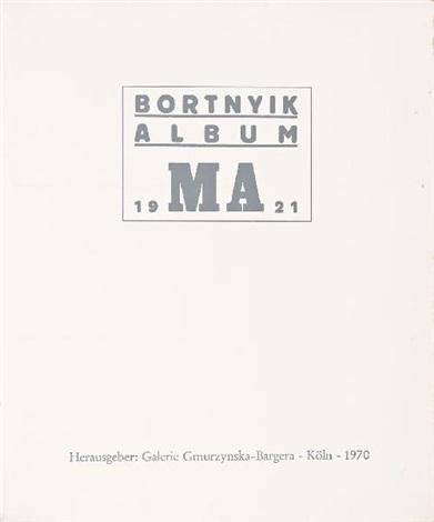 bortnyik album ma album w6 works by sándor bortnyik