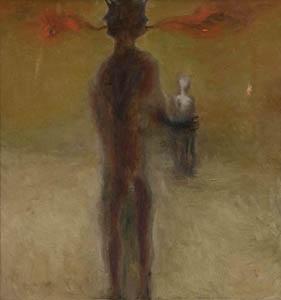 trittico per la by raffaele lippi
