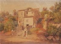 dans la campagne romaine by salomon corrodi