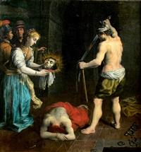 la décollation de saint jean baptiste by nicolas bollery