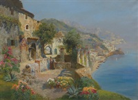 capri by gottfried arnegger