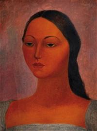 cabeza de mujer by emilio rosenblueth