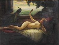 junon et le paon by emile tabary
