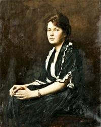 tescher andorné portréja by armin glatter