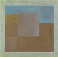 aug 62 (valle maggia) by ben nicholson