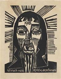 christus by karl schmidt-rottluff