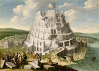 the tower of babel by j. stephan
