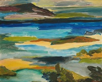 mallacoota inlet by lina bryans
