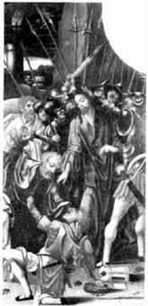 the arrest of christ by german school-augsburg (16)