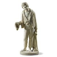 a beggar boy by giuseppe livi