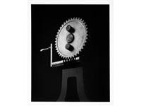 mechanical form 0026 (worm gear) by hiroshi sugimoto