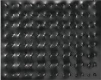 superficie nera by enrico castellani