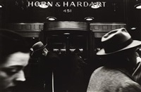 horn and hardart by william klein