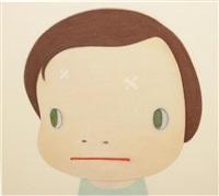 itchy and scratchy by yoshitomo nara