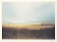 teydelandschaft (teide landscape) by gerhard richter