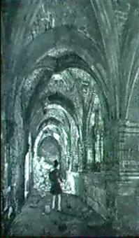 ancien couvent de la chartreuse by jean-charles aymonier