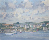 summer, kinsale by david hone