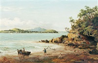 judges bay, parnell by albert edward aldis
