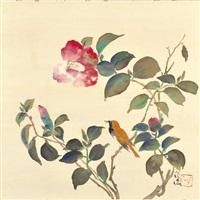 camellia by keisen tomita