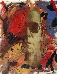 lou reed (+ 3 others; 4 works) by peter donkersloot