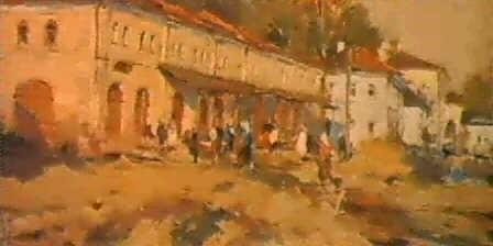 le marche sur le don by nikolai abramov