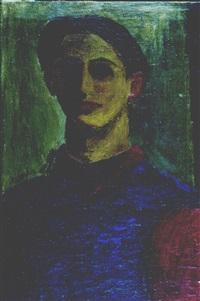 autoportret by alojzy (ali) bunsch