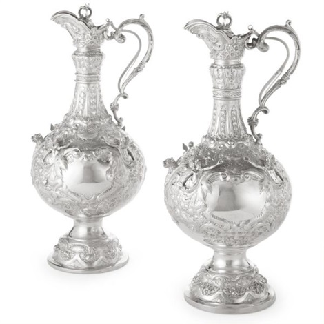 armada jugs pair by charles clement pilling