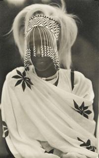 l'afrique qui disparaît, recueil ethnographique sur l'afrique noire, série 1 (album w/241 works) (+2 others; 3 works) by casimir zagourski
