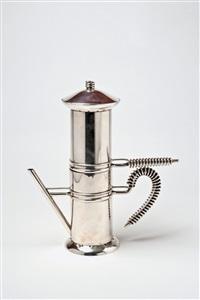 filumena 2 espresso-kanne by filippo alison