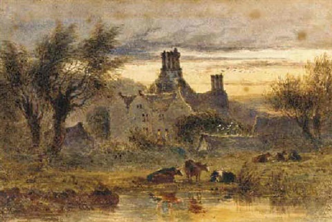 newton near brecon by joseph murray ince