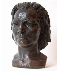 betty may (head) by sir jacob epstein