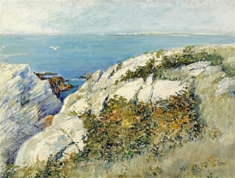 view of the sound by hobart b jacobs