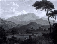 skelwith, westmoreland by samuel mountjoy smith