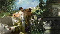 the idyll by henryk siemiradzki
