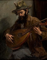 the musician by oumbertos argyros