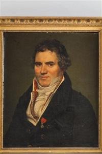 portrait d'homme by jérome-martin langlois