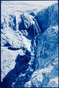 waterfall by olafur eliasson