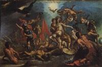 el triunfo de la paz by c. franz reicher