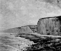 les falaises by george charles aid