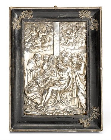 descent from the cross by german school augsburg 16
