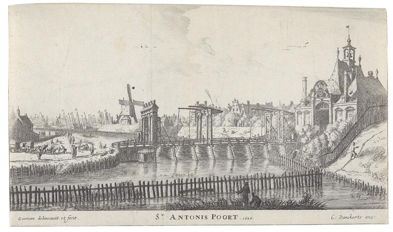 st antonis poort by zeeman